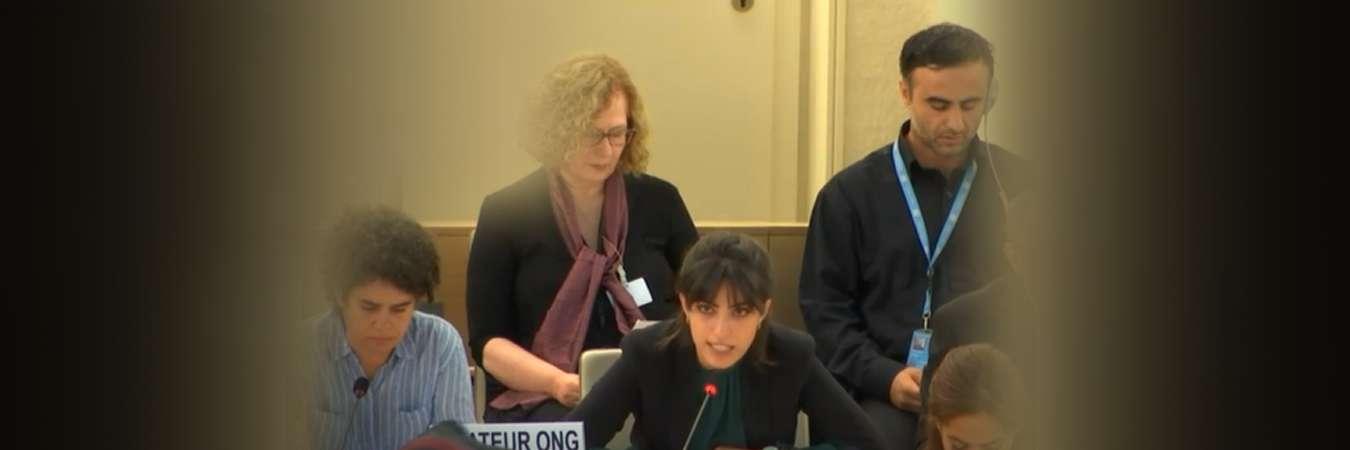 في كلمة له أمام مجلس حقوق الإنسان  الأورومتوسطي يدعو السعودية لكف يدها عن النشطاء ووقف المحاكمات التعسفية
