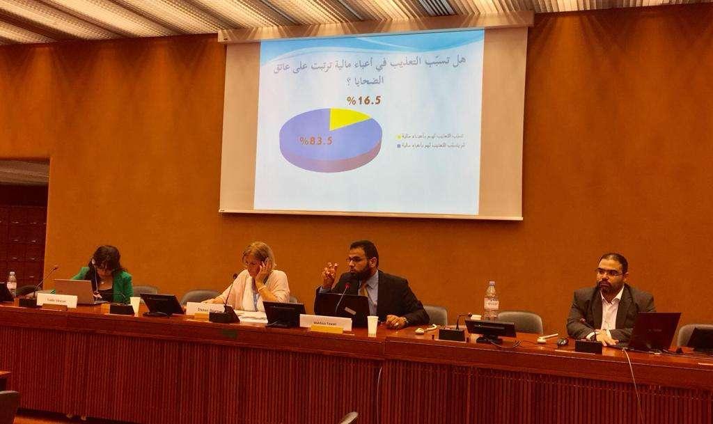 Euro-Med discute la responsabilité de la communauté internationale de protéger les civils en Palestine, en Libye et en Irak