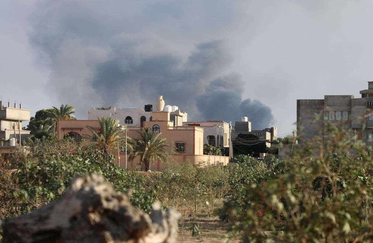 Libya: Conflicting parties must stop fighting in Tripoli, neutralize civilians