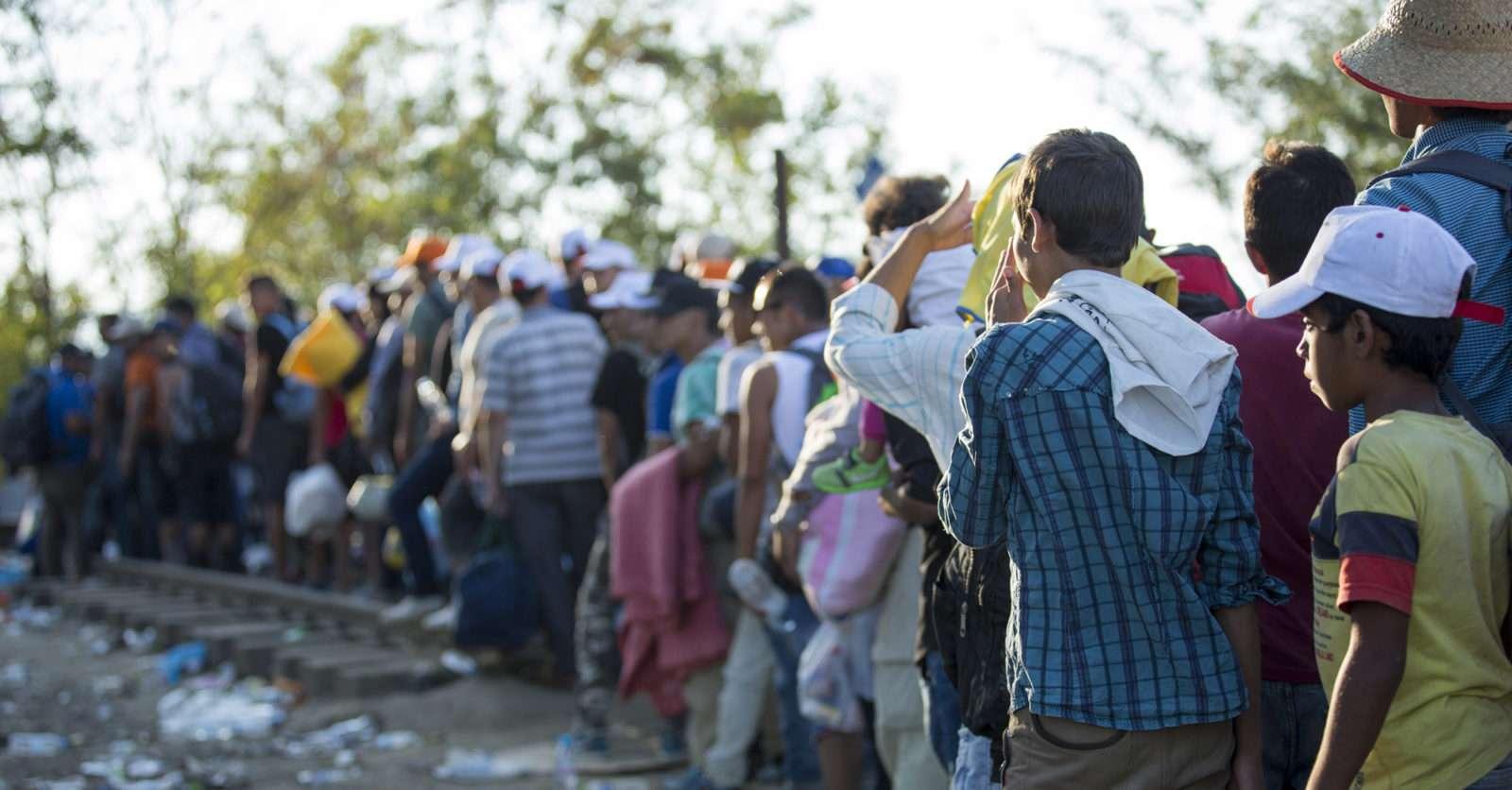 سياسات الإغلاق الأوروبية في وجه طالبي اللجوء تقدح في قيم حقوق الإنسان