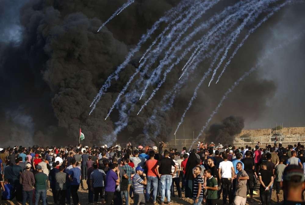 Euro-Med salue le rapport de la commission d'enquête des Nations unies sur les manifestations de Gaza