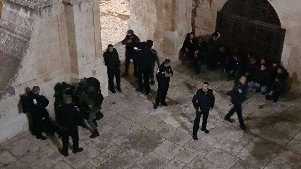 Euro-Med appelle à faire pression sur Israël pour mette fin à l'escalade de ses violations contre les Palestiniens à Jérusalem