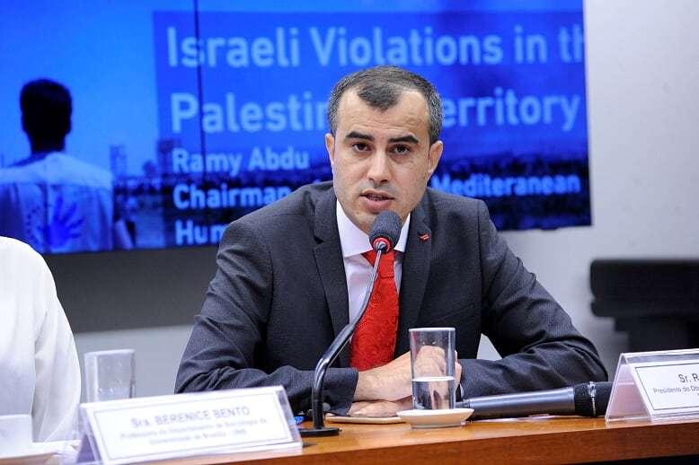 رئيس الأورومتوسطي أمام البرلمان البرازيلي: الانتهاكات في القدس تطهير عرقي ويجب الضغط على إسرائيل للحد من جرائم الحرب