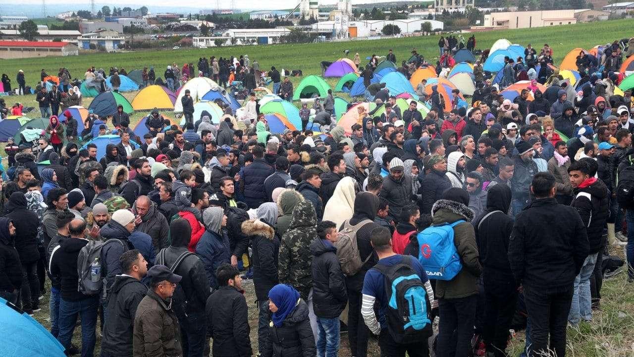 Euro-Med: Les nouveaux camps d'îles fermées grecques ressemblent à des prisons inhumaines