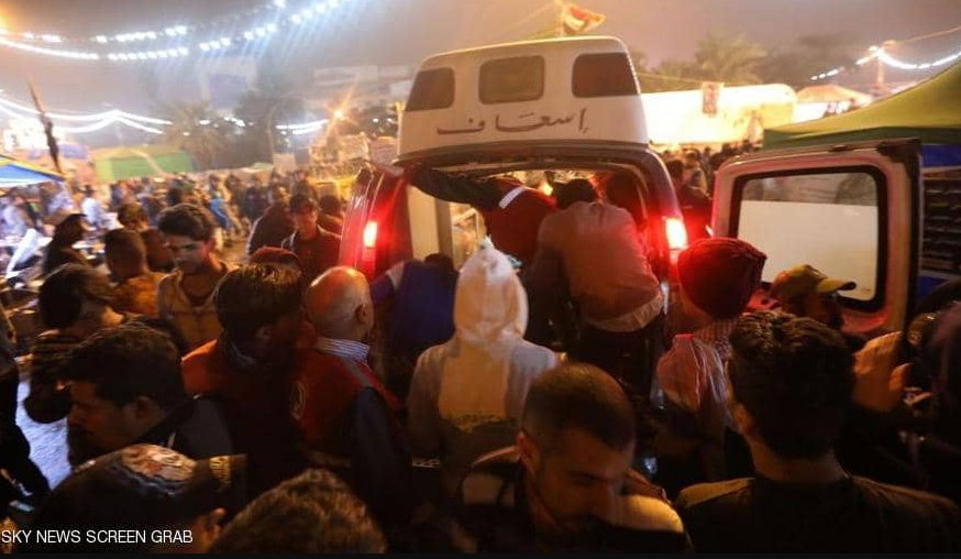 Iraq: Attacks on peaceful protestors systematic and government-supported