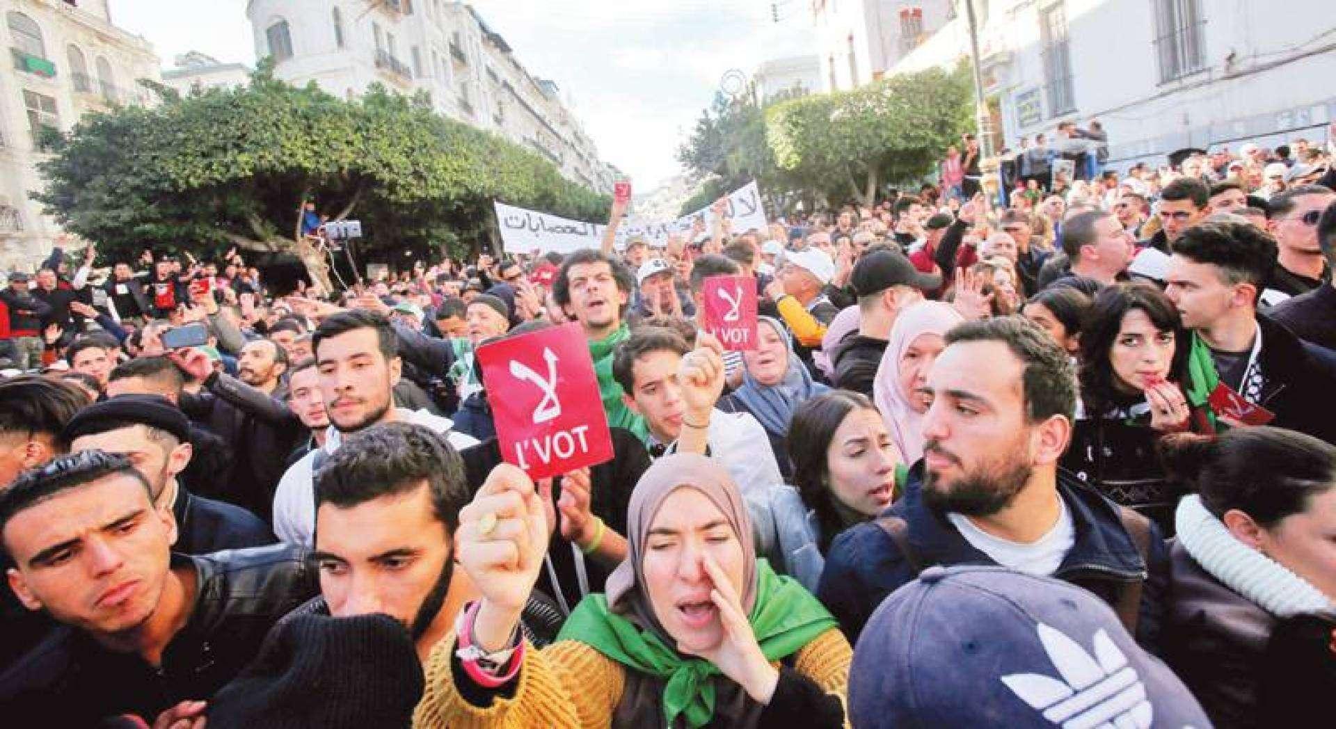 الجزائر: الانتخابات ليست عملية صورية ولا ينبغي للسلطات الحاكمة فرض إرادتها على الجزائريين