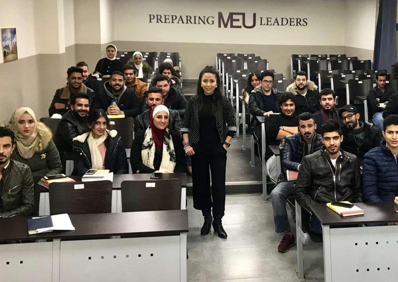 Euro-Med organise un atelier sur les conventions internationales à l'Université du Moyen-Orient en Jordanie