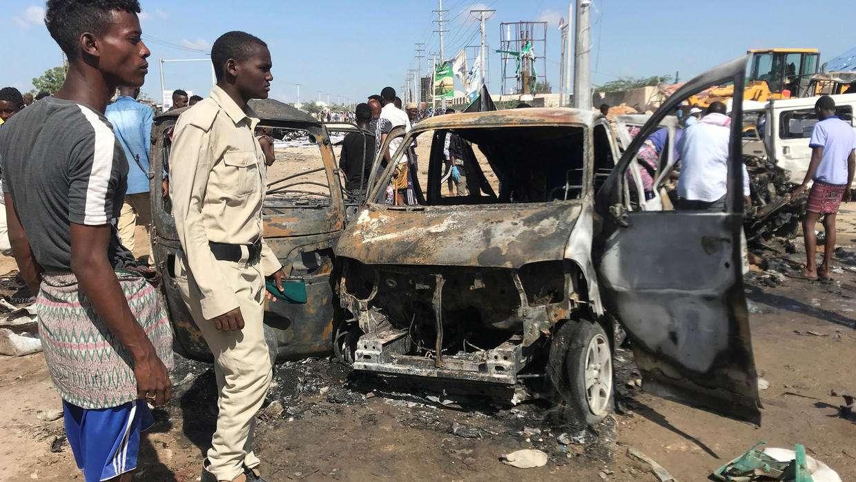 Euro-Med: Les attentats en Somalie…des crimes horribles d'assassinats en masse