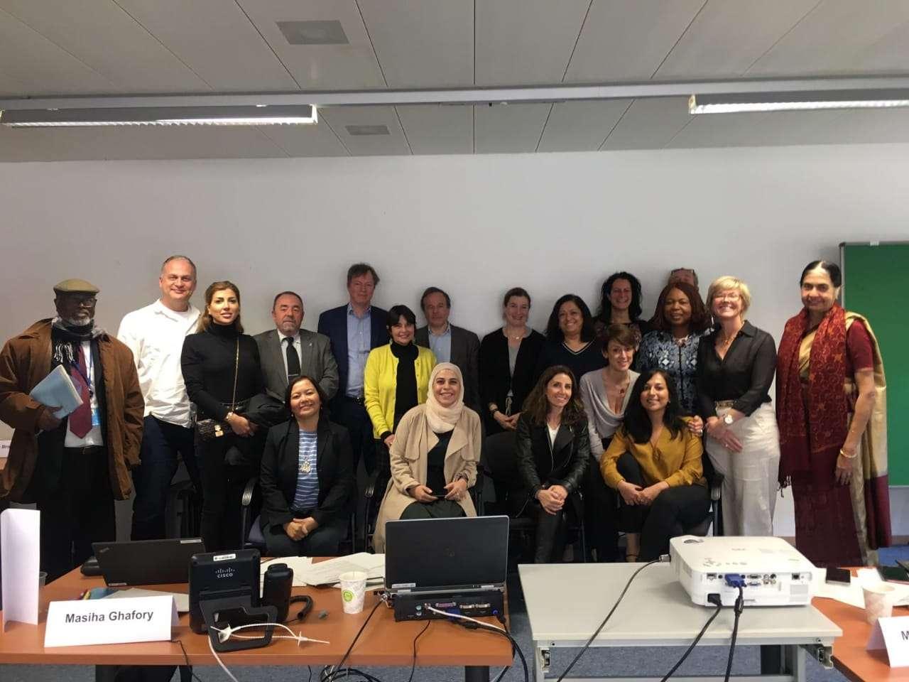 بدعوة من المفوضية السامية لحقوق الانسان.. الأورومتوسطي يشارك في اجتماع الخبراء الدوليين في جنيف
