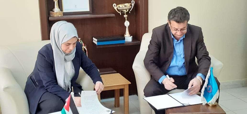 Jordanie : Euro-Med signe un mémorandum d'accord avec l'Université des sciences appliquées pour relancer les programmes de formation destinés aux étudiants en droit