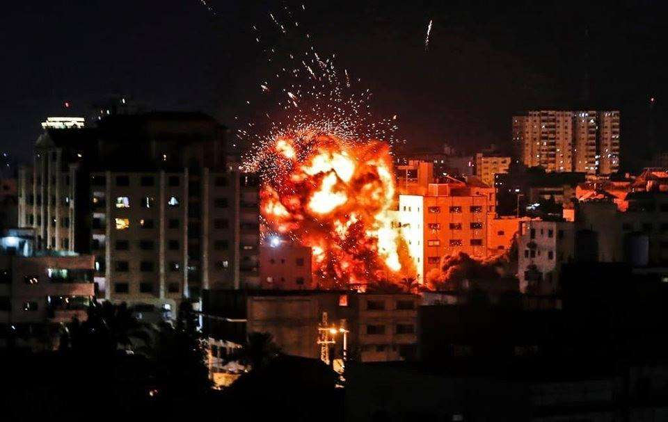 Statement on the ongoing escalation in the Gaza Strip