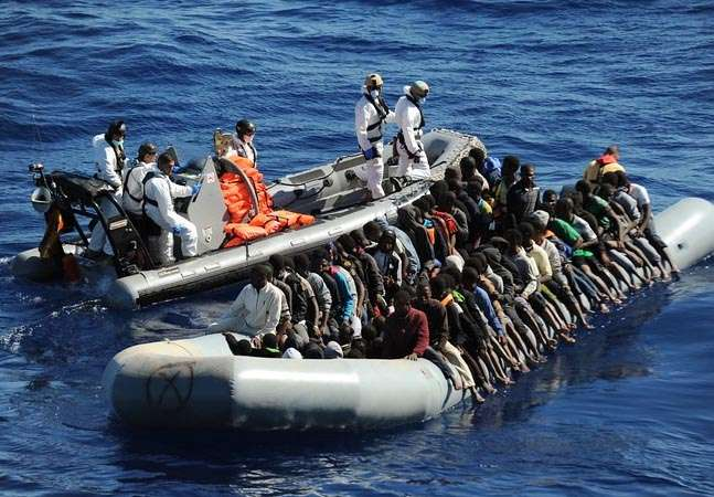 Euro-Med Deeply Concerned Over Spain Threatening Migrant- Rescuing NGO with nearly 1 Million Dolar Fine