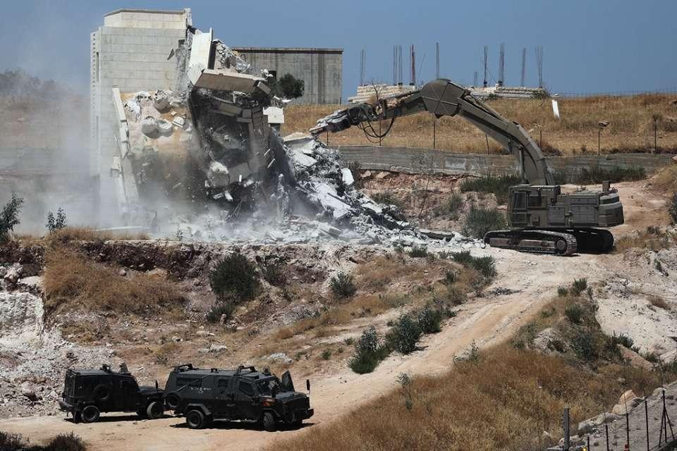 Euro-Med s'adresse aux agences de l'ONU après la démolition par Israël de dizaines de bâtiments résidentiels au sud de Jérusalem