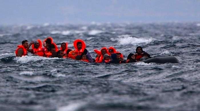 Euro-Med: Naufrage d'un canot de migrants au large des côtes libyennes