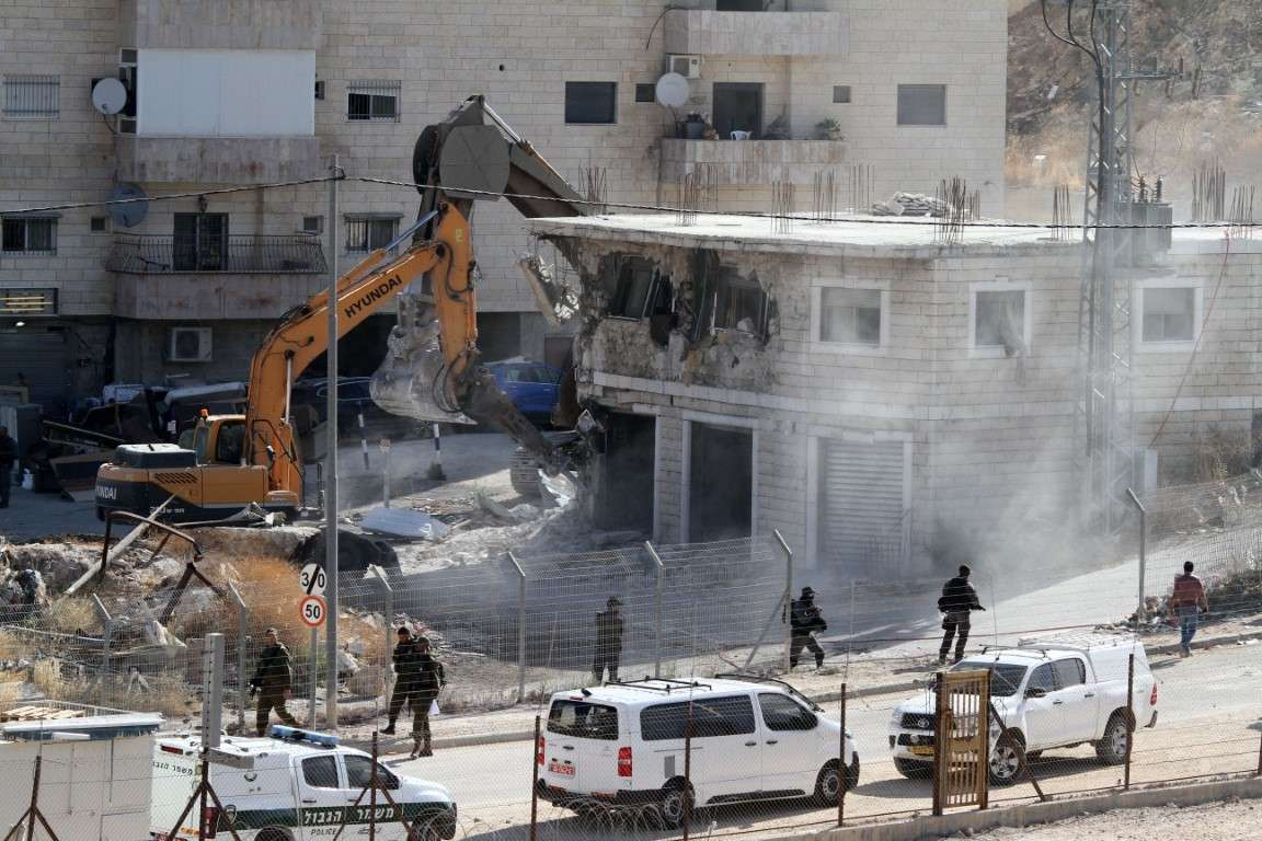 Euro-Med and HUMENA: Israeli demolition of Palestinian homes in Jerusalem amounts to ethnic cleansing