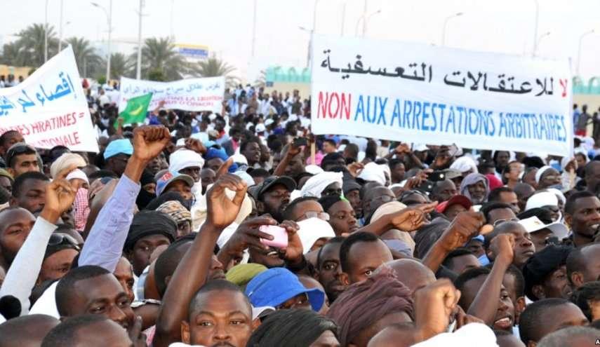 الأورومتوسطي: التضييق الإعلامي واستهداف المعارضين قد يقوضان الديمقراطية الناشئة في موريتانيا