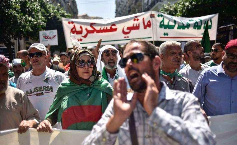 Arrestation des militants pacifiques en Algérie… un coup porté à la liberté d'expression