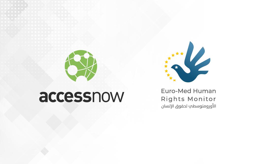 الأورومتوسطي وآكسس ناو يتفقان على التعاون المشترك في تعزيز حقوق الإنسان في المنطقة
