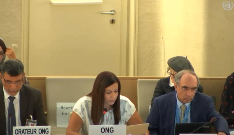 Au CDH: Euro-Med soulève la question des Palestiniens disparus de force en Arabie saoudite