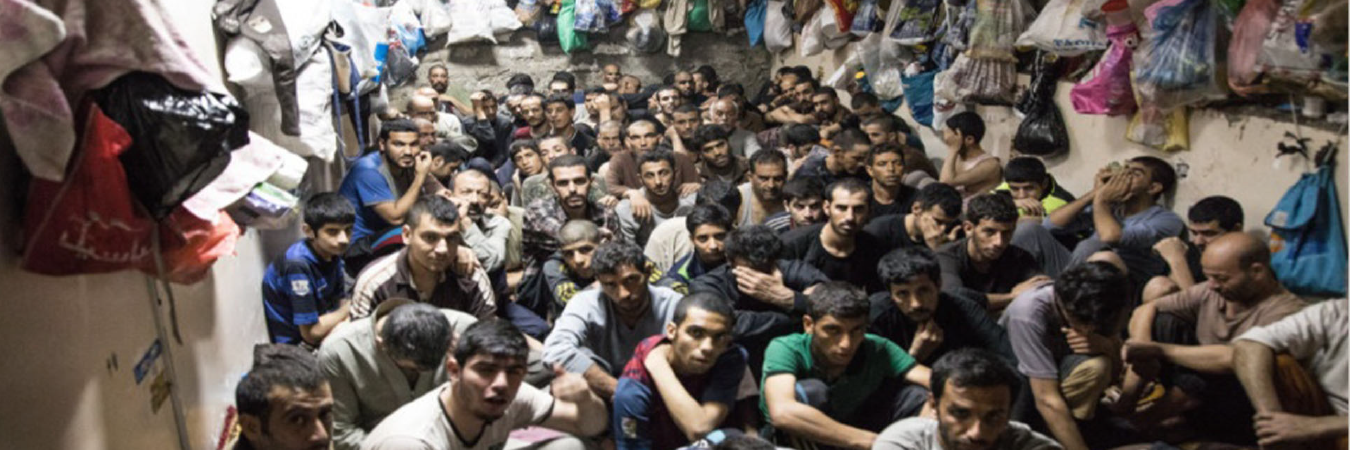 استنادًا إلى تقرير للأورومتوسطي.. سؤال في البرلمان الأوروبي حول أوضاع سجون الشرق الأوسط