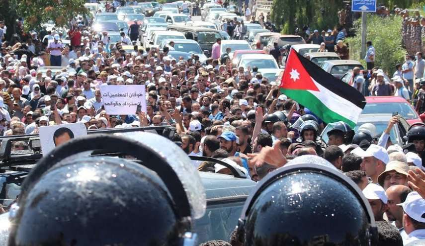 Jordanie: la santé des syndicalistes en grève de la faim est en déclin