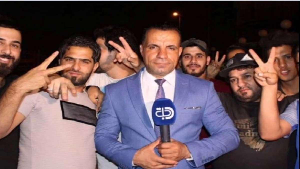 Iraq: Assassinating Journalist Abdul Samad Spells the End of Freedom of Press