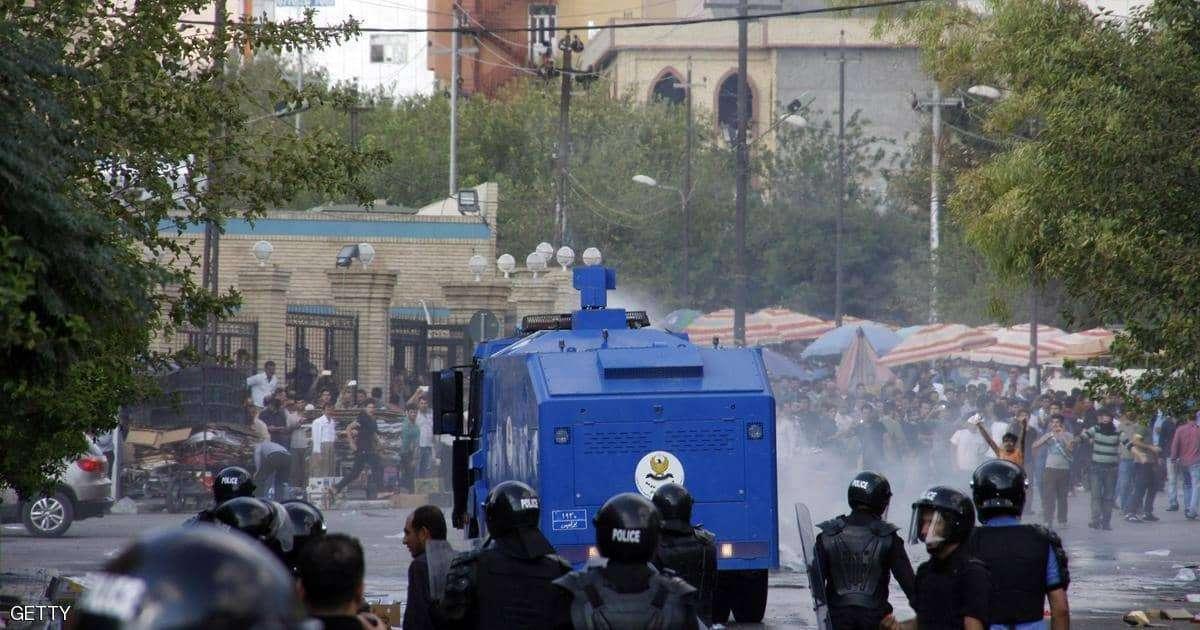 Nouveau rapport : 200 détenus en deux mois lors des manifestations au Kurdistan irakien