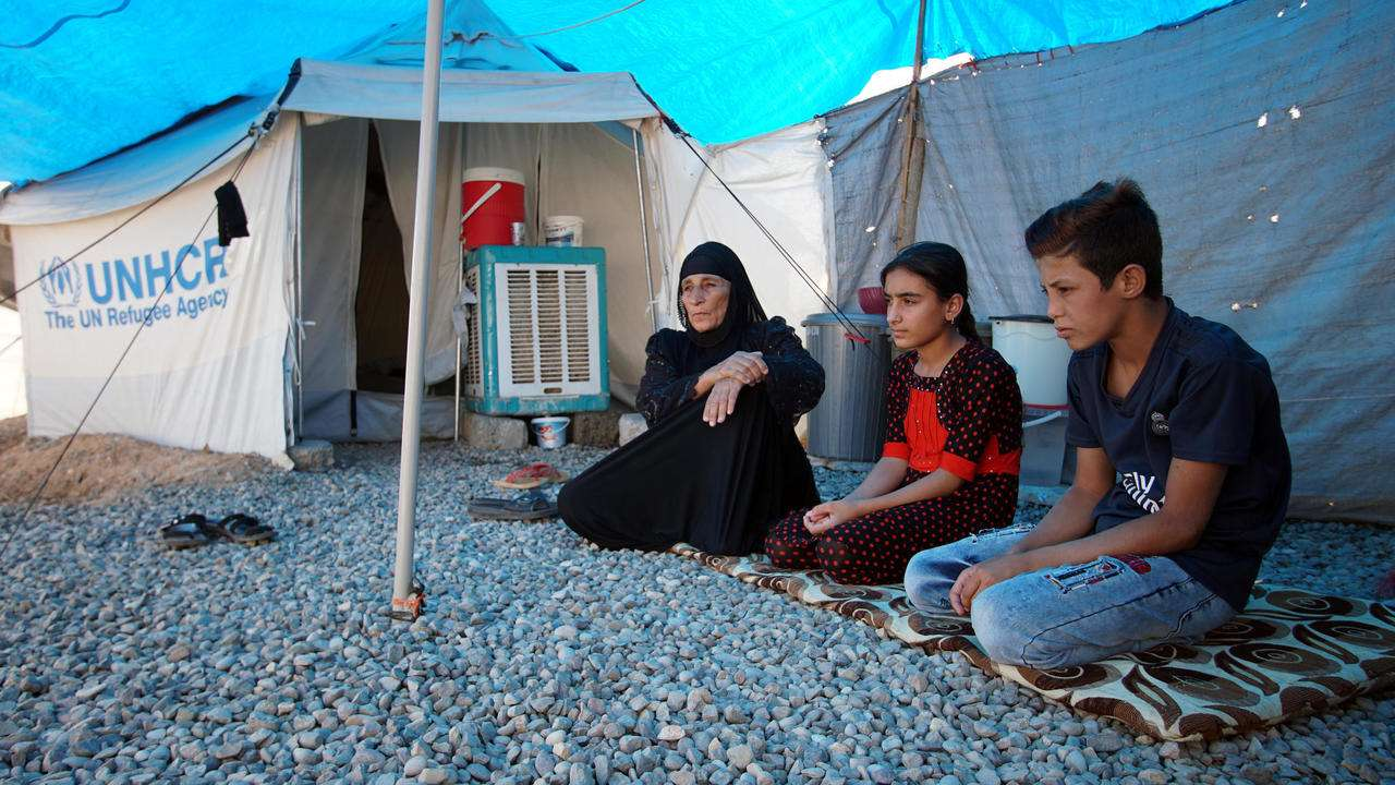 العراق: إغلاق مخيمات النازحين وإعادتهم إلى مناطقهم في الوقت الراهن قد يعرض حياتهم للخطر