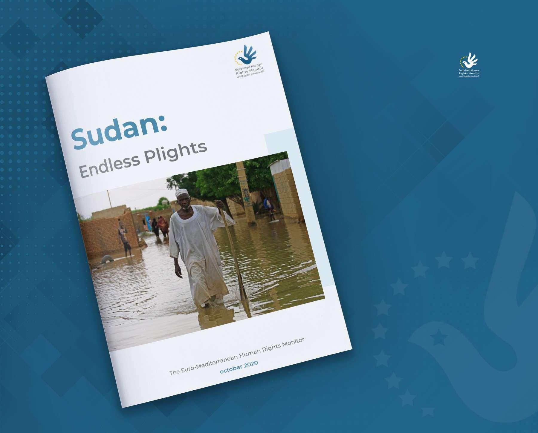 Sudan...  Endless Plights