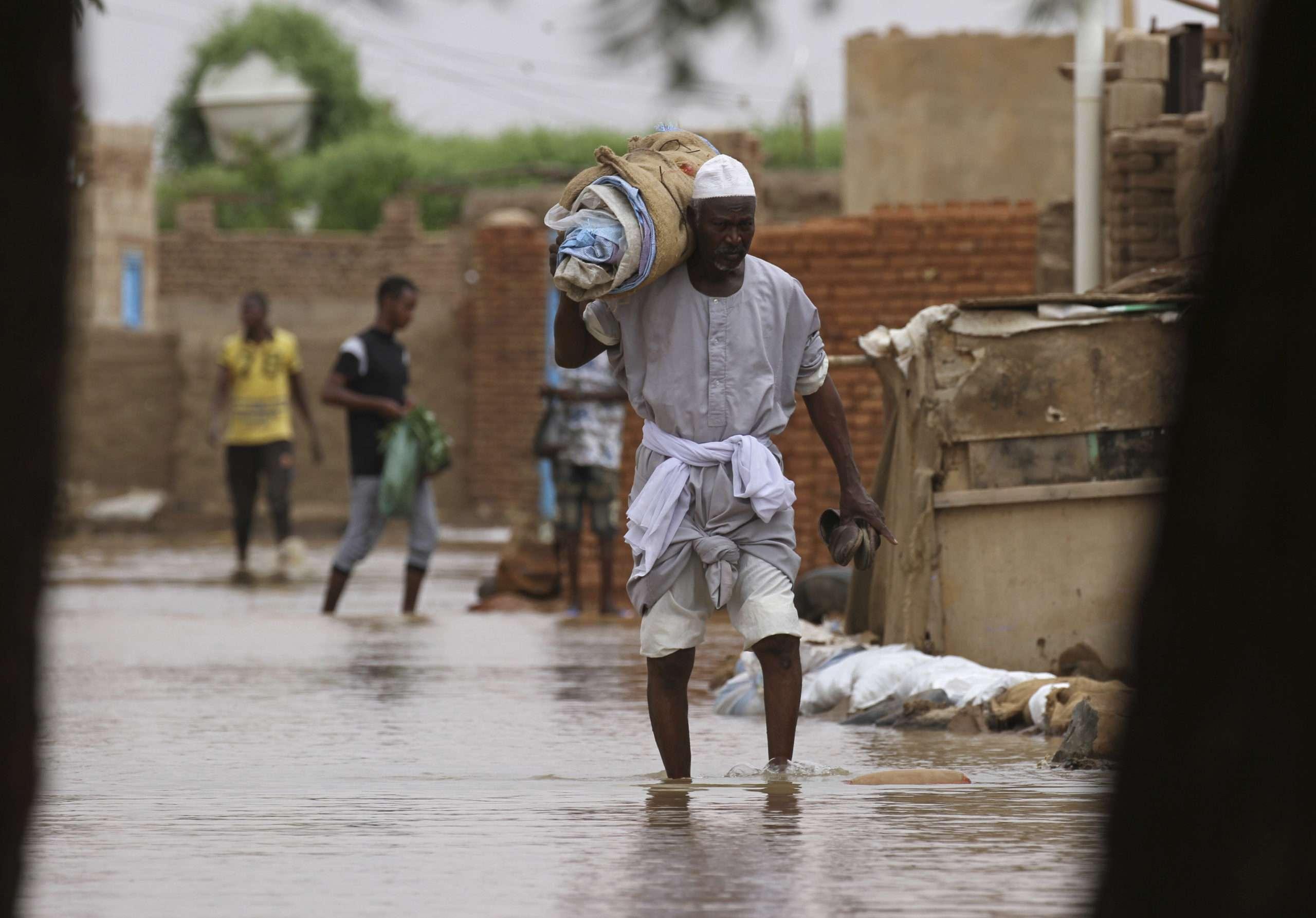 """""""Une série de crises"""" : un nouveau rapport qui suit l'impact de nombreuses crises sur la vie des Soudanais"""