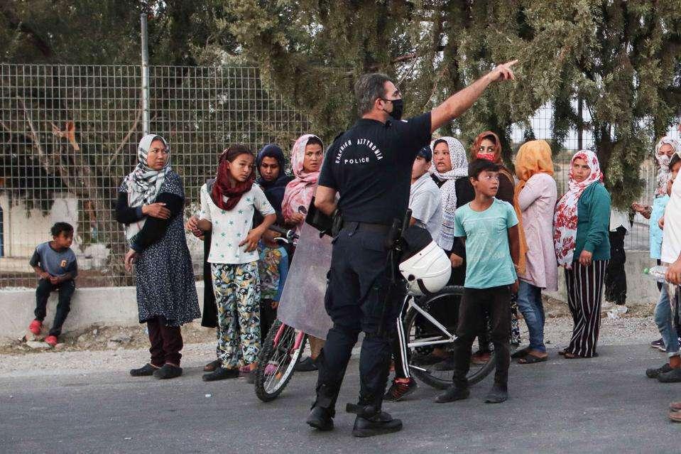 La nouvelle loi grecque de confidentialité vise à dissimuler de graves violations à l'encontre des demandeurs d'asile