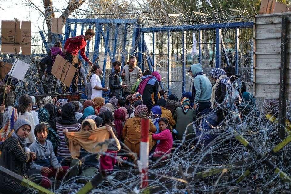 Les demandeurs d'asile dans les centres de détention et les camps en Europe devraient être protégés contre le coronavirus