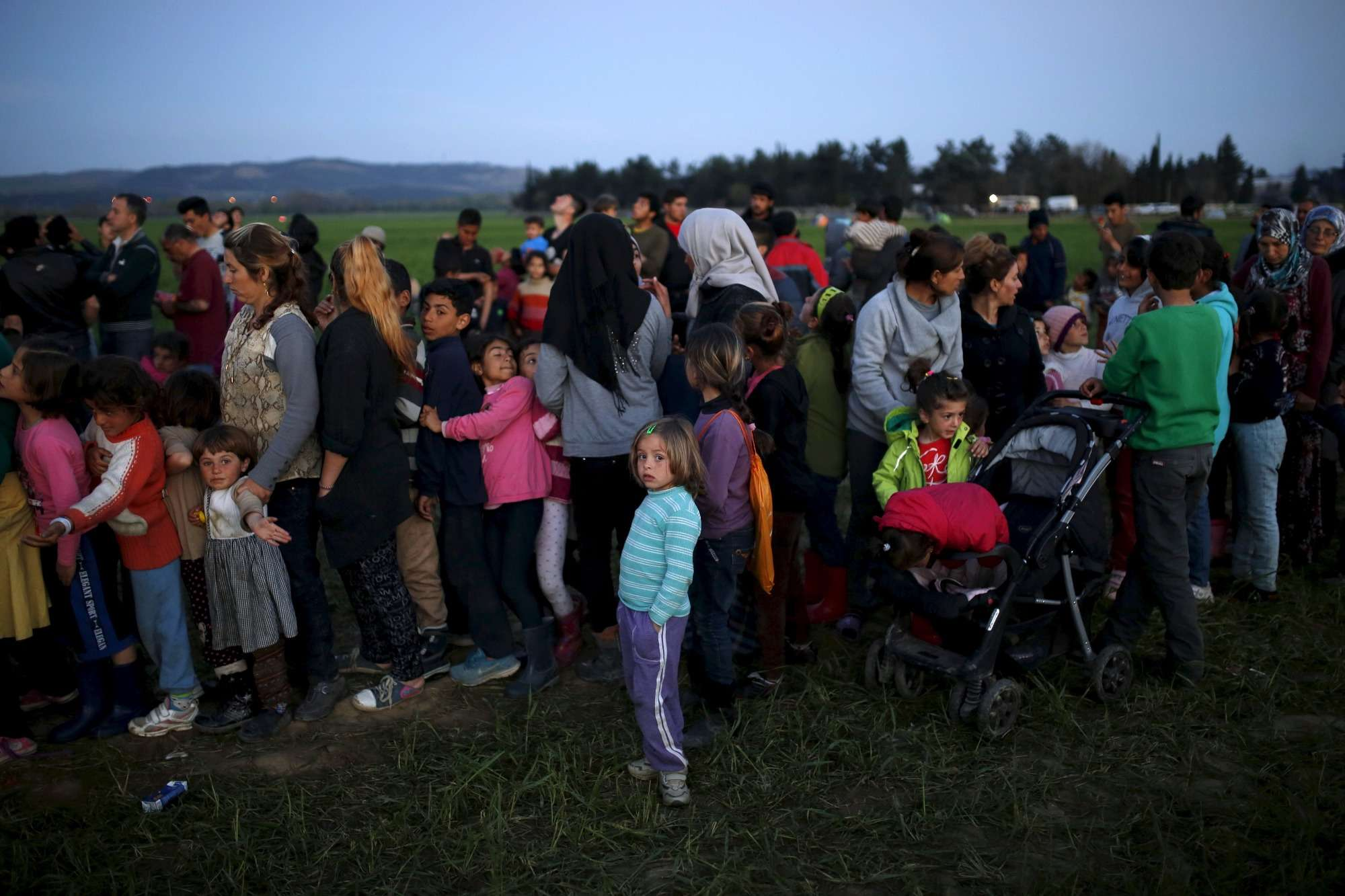 Grèce : Euro-Med s'adresse aux dirigeants de l'UE pour exiger des actions sur les violations commises contre les demandeurs d'asile