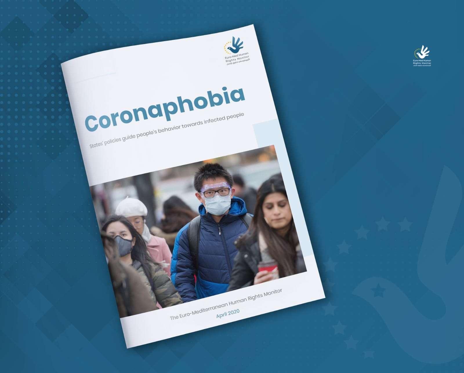 Report: Xenophobic bullying rages during coronavirus pandemic