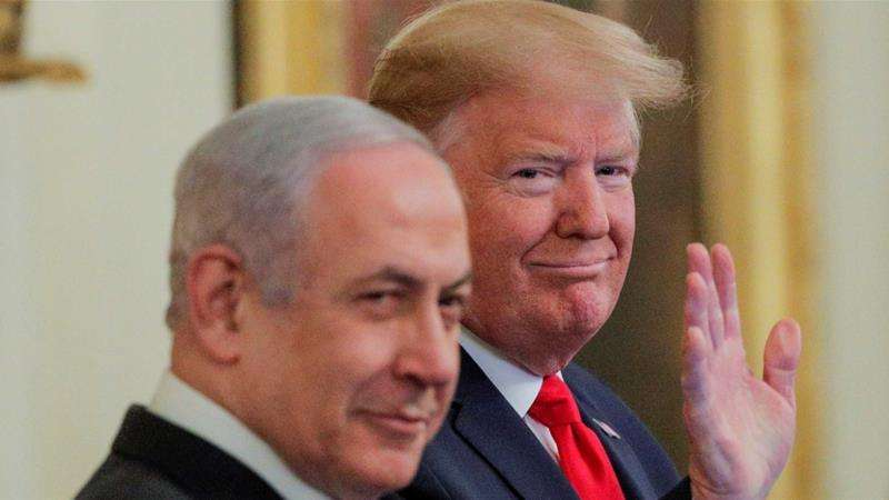 Gangster geopolitics and Israel's annexation plans