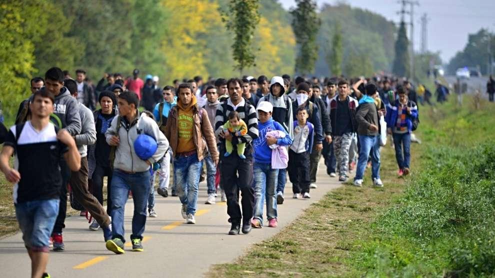 ألبانيا: المئات من طالبي اللجوء عالقون في ظروف قاسية
