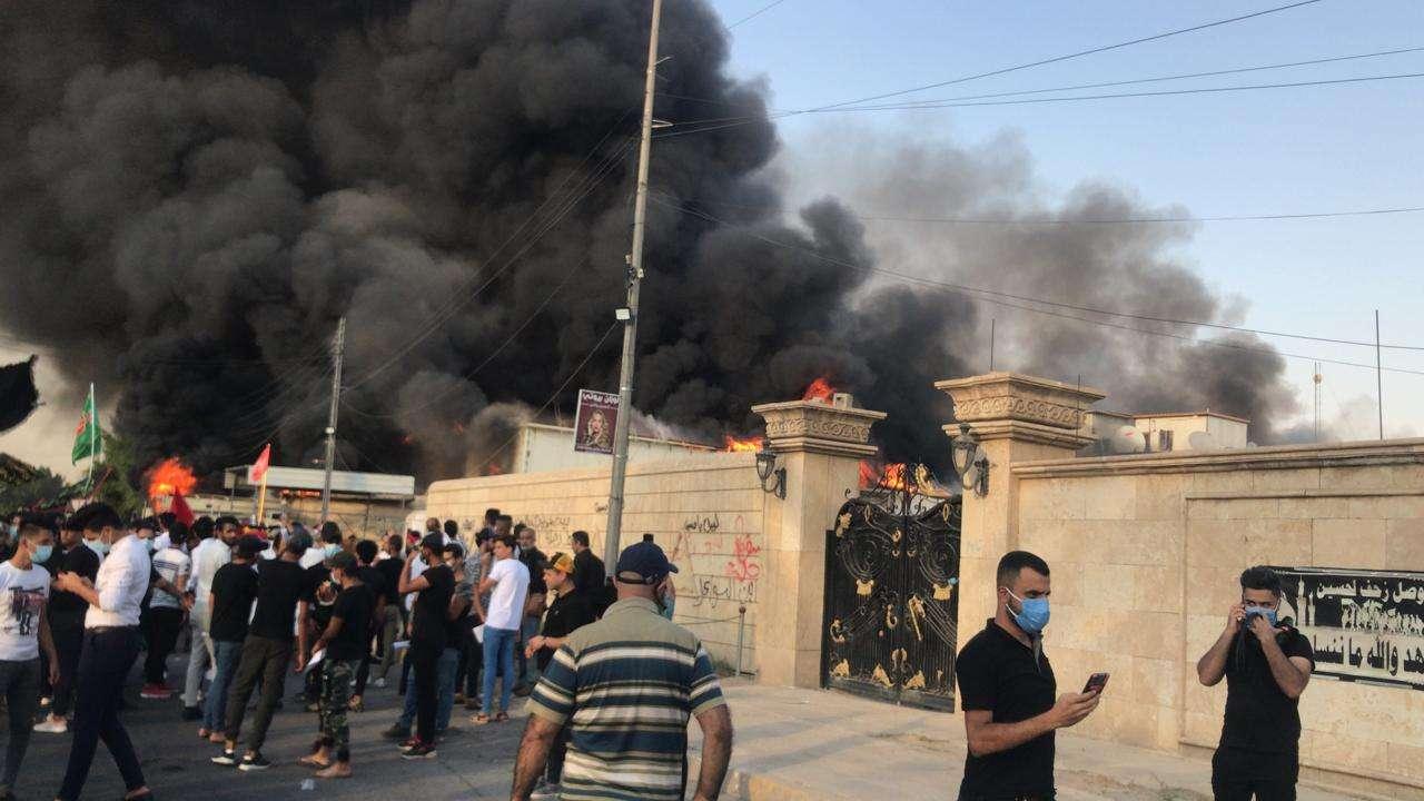 Iraq: Stop threats against Dijla TV journalists!