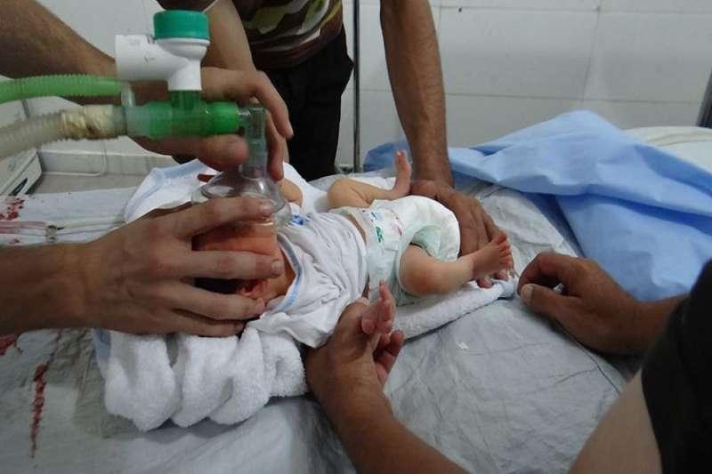 تصريح صحفي: تحقيق منظمة حظر الأسلحة الكيميائية ينبغي أن يعجّل من محاسبة النظام السوري