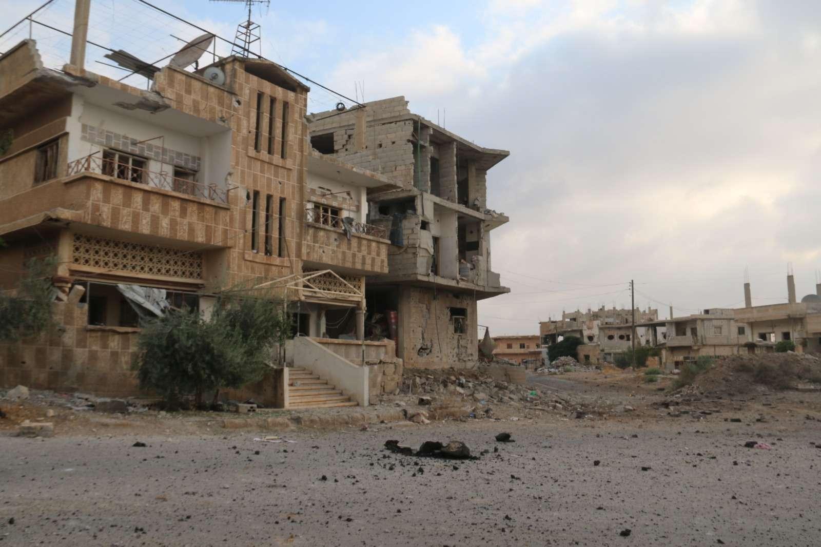 Syrie: Une crise humanitaire aggravée par l'escalade des attaques des forces gouvernementales sur Daraa