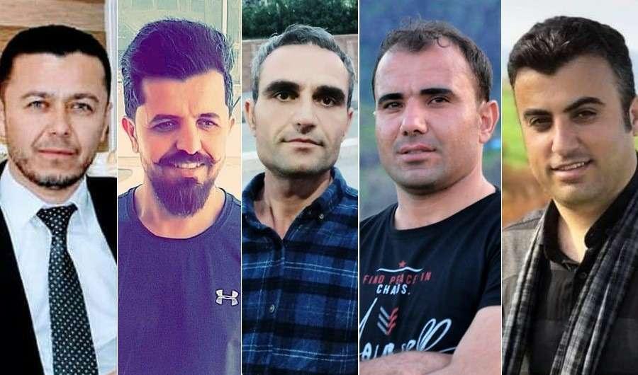 Kurdistan irakien : Les autorités multiplient les intimidations en infligeant des peines sévères à cinq militants et journalistes