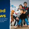 Good news on Euro-Med Monitor's joint efforts towards ceasing human rights violations – July 2021