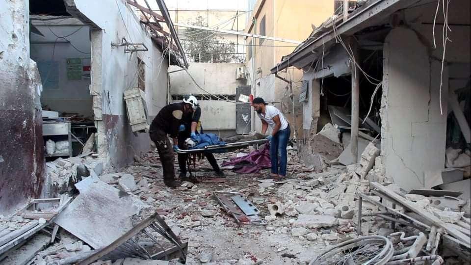 سوريا: استهداف مستشفى في عفرين جريمة تستلزم تحقيقًا مستقلًا