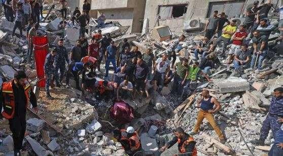 تقرير محدث عن المجازر الإسرائيلية بحق العائلات خلال الهجوم العسكري على قطاع غزة