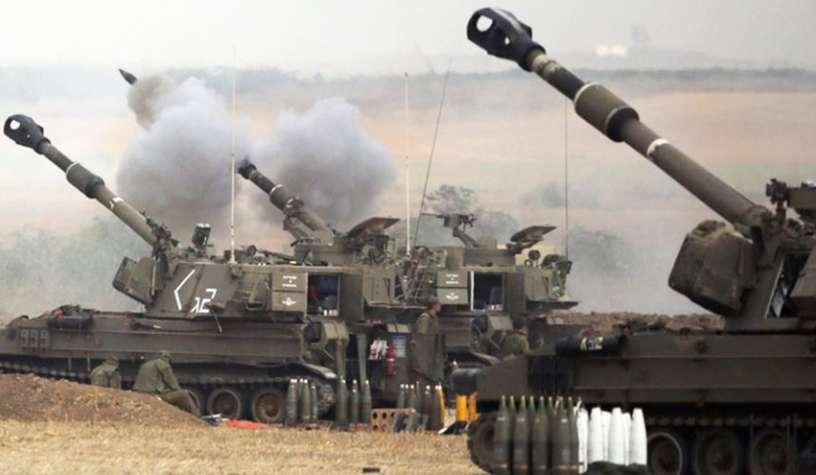Les attaques d'artillerie israéliennes sur la bande de Gaza peuvent se qualifier de crimes de guerre