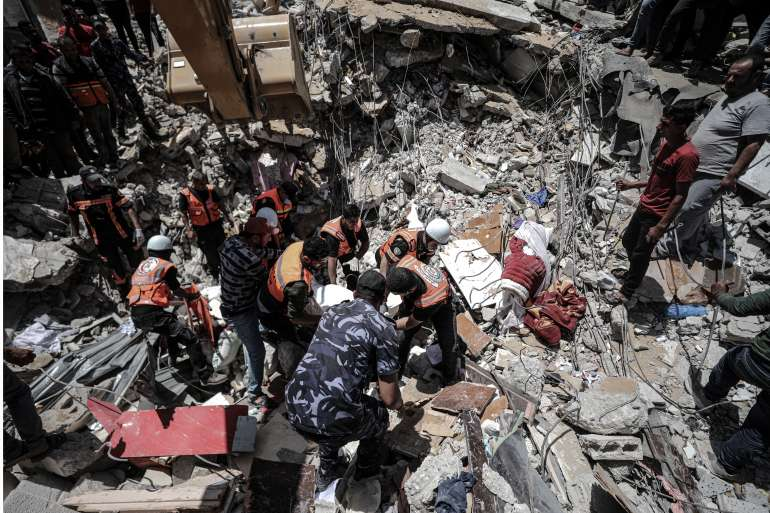 تقرير محدث عن عمليات القتل الجماعي بحق العائلات خلال الهجوم الإسرائيلي على غزة