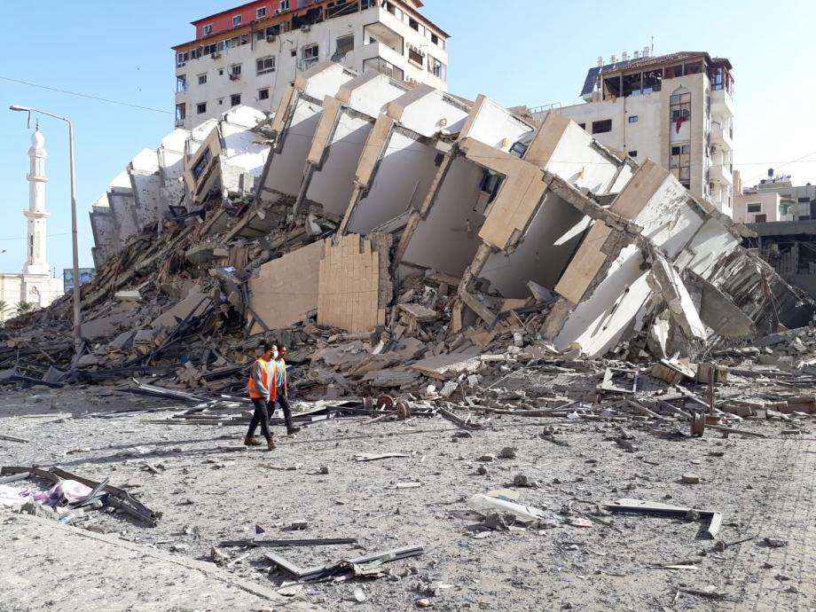 Euro-Med Monitor Addresses Europe's Foreign Ministers regarding Israel's attack on Gaza