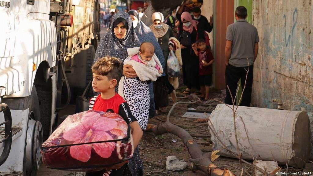 قطاع غزة: كارثة إنسانية وشيكة مع استمرار الهجوم العسكري الإسرائيلي