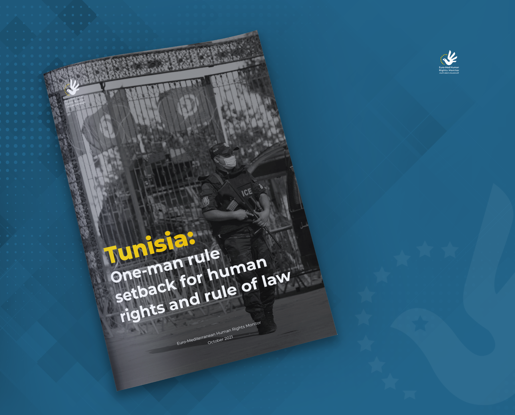 Tunisia: One-man rule setback for human rights and rule of law