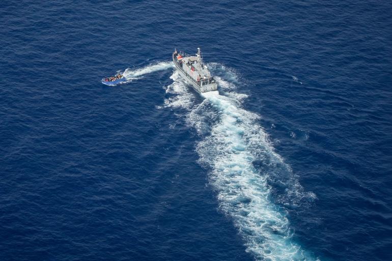 تمويل الاتحاد الأوروبي قوارب تابعة لخفر السواحل الليبي تواطؤ في انتهاكاته ضد المهاجرين