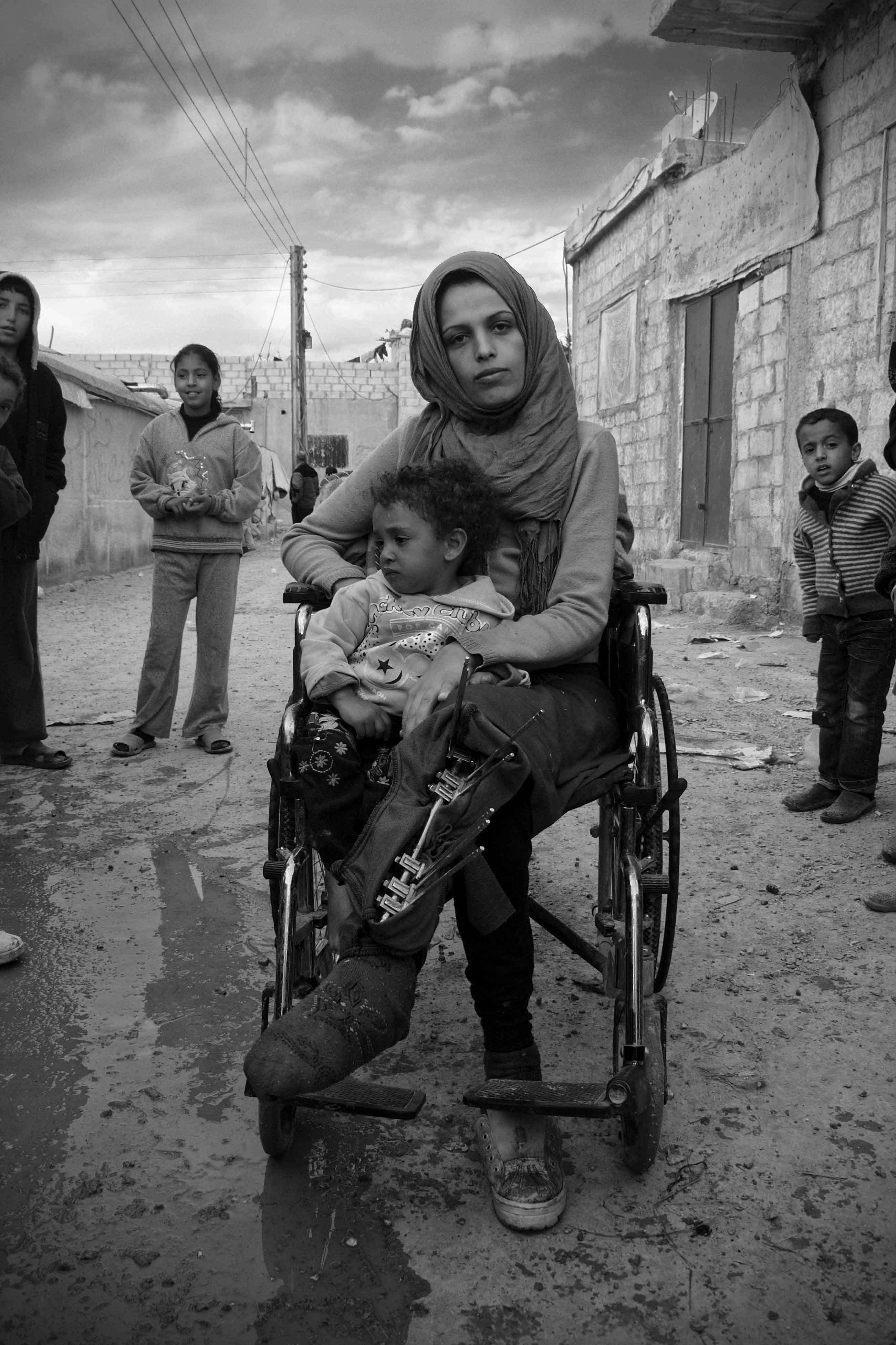 "Help Syria Through The Winter ""HSTTW"" campaign"